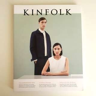 Kinfolk Vol. 15
