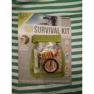 Ultra Light Survival Kit