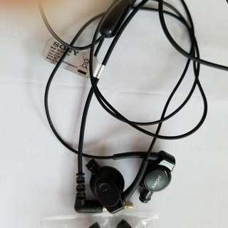 Sony earbud,新力 耳機