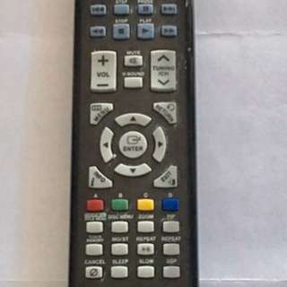 Samsung TV remote