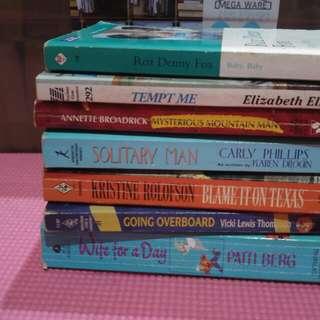 Book bundle 4 (take all)