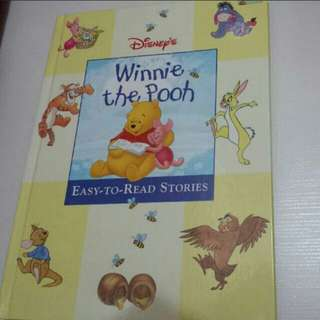 Disney Winnie The Pooh Easy To Read Stories