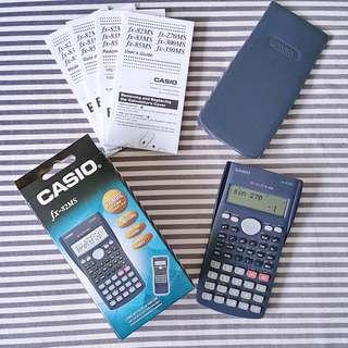 Casio FX 82MS Casio FX-82MS Scientific Student Calculator 240 Functions Statistics 2-Line Display Battery included #Calculator #Casio #Scientific #Statistics