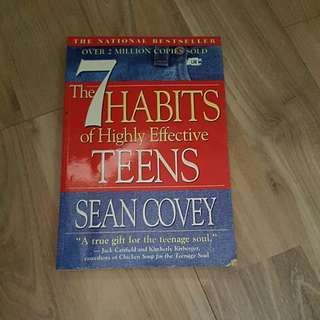 The 7 habits of highly effective teens sean covey