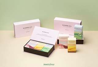 Innisfree Blooming Jeju VIP Kit