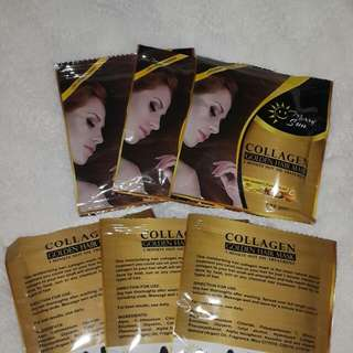 COLLAGEN Golden Hair Mask by Merry Sun