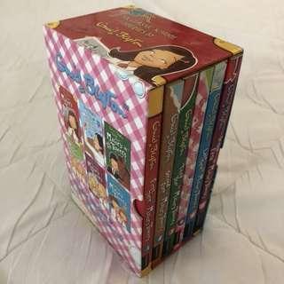 Malory Towers book set !!