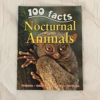 100 facts book