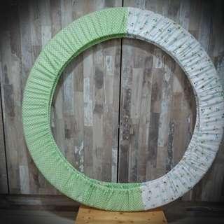 Rhythmic gymnastics hoop cover