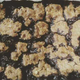 Oats Fudge Bar
