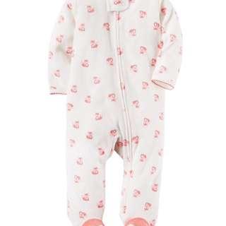 Carters fox pajamas