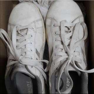 Tomkins White Sneaker