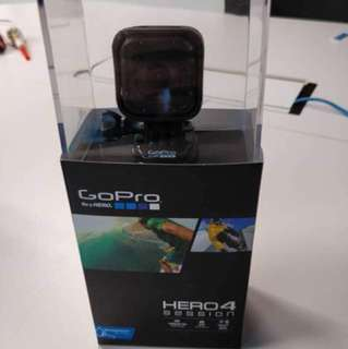 GoPro Hero 4 Session ( Brand New & Sealed)