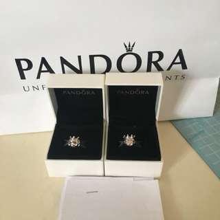 Pandora Precious Prince/Princess Charms