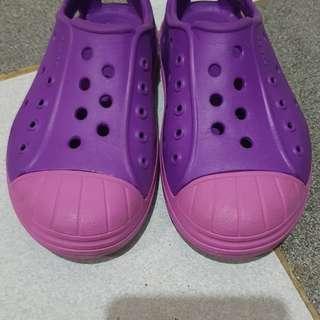 Sepatu Crocs Anak Cewek