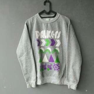 Grey Sweater ⛔SALE!!! NO NEGO NO FREE ONGKIR⛔