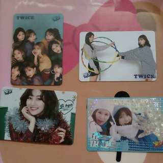 yes card twice