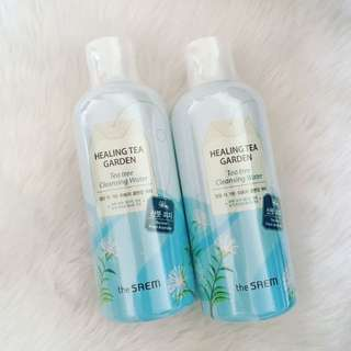 The Saem cleansing water toner