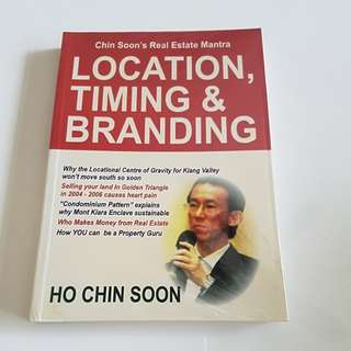 Location, Timing and Branding