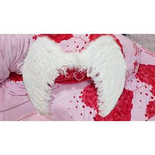 天使造型翅膀X2份 (大)
