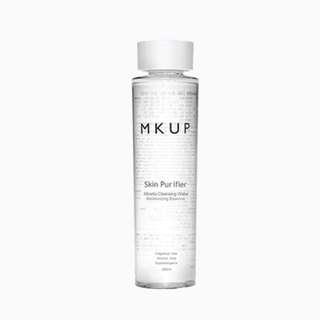 MKUP Skin Purifier Micellar Cleansing Water Moisturising Essence (80ml)