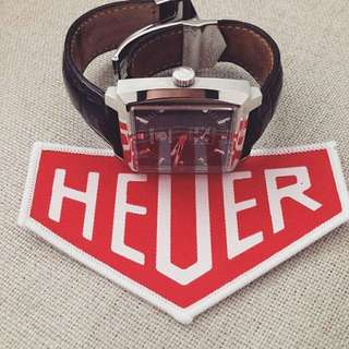 Heuer / Tag Heuer patches