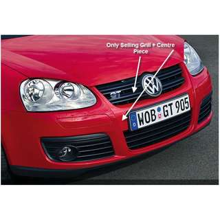 VW Volkswagen Jetta Golf GT MK5 Grille Grill (Brand New) for Sale! - Item in Singapore