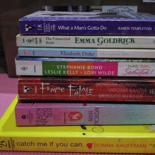 Book bundle 7 (take all)