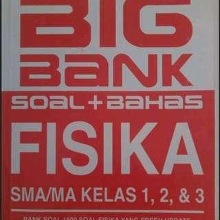 Big Bank Fisika SMA