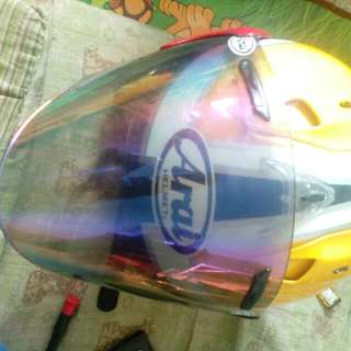 Helmet arai ram 3 full copy .