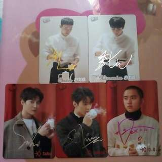 yes card EXO