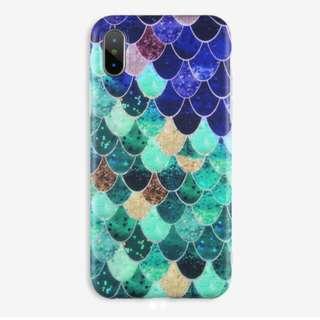 Mermaid Fin Iphone Case