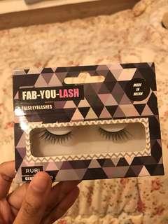 Rubi fake lashes