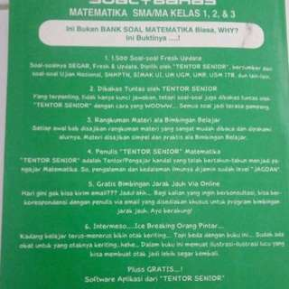 Big Bank Matematika SMA