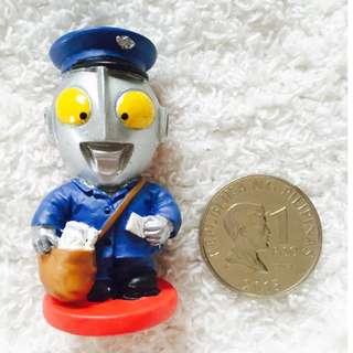 Ultraman in Uniform - Mailman