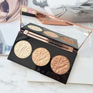 Sale! Strobe Luxe Highlighting Palette By Makeup Revolution
