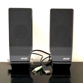 Slim & Stylist Table Top Speakers