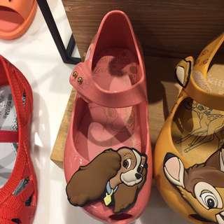 Melissa mini size 9 shoes