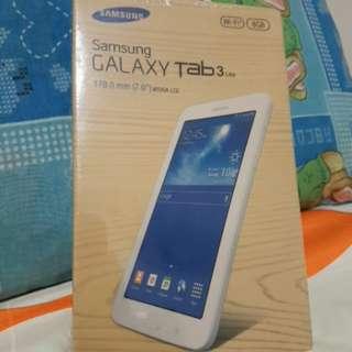 Brand New Samsung Tablet 3LITE
