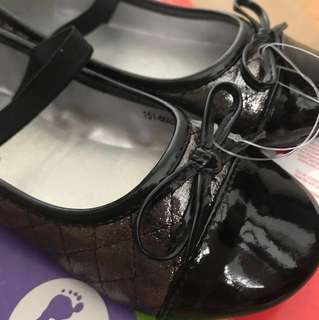 Brand new with tag black Ballet flat pumps/ Mary Jane
