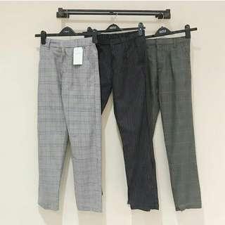Comfy square pants