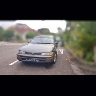 Toyota Corolla Altis Auto 1.6