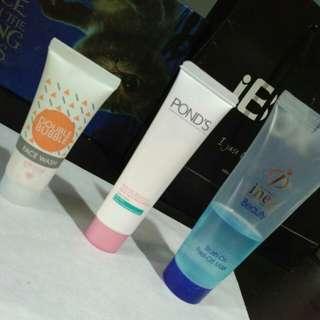 Simple Skin care inez ponds emina