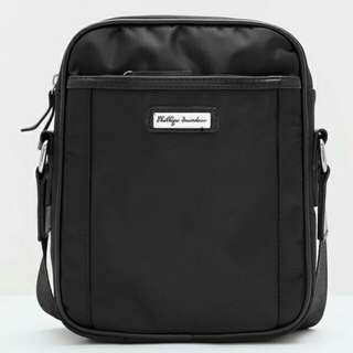 Men Detroit Sling Bag Black