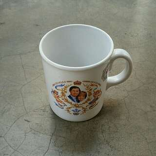 H.R.H Prince William Mug