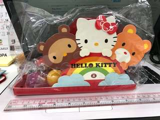 地鐵MTR Sanrio Hello Kitty 限量版蛋機