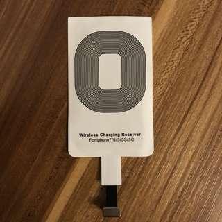 iPhone/Android無線充電器接收器