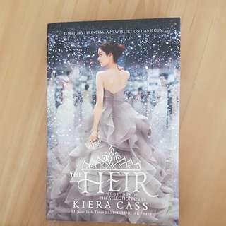 Heir by Kiera Cass (Repriced)