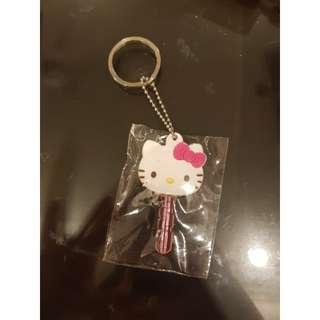 Hello Kitty Sanrio 100% Authentic Keychain