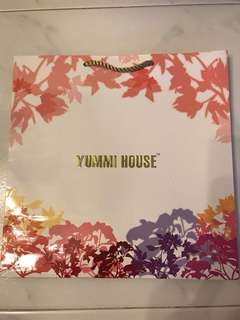 Yummi House Paper Bag